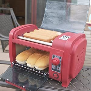 Hot Dog Bun Toaster Amazon