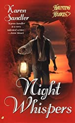 Night Whispers (Haunting Hearts Romance Series)