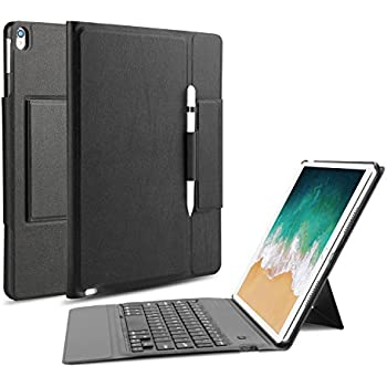 omoton ipad pro 10 5 keyboard case upgraded version ultra thin bluetooth keyboard