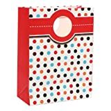 MyGift Retro Party Gift Bags and Tissues - Best Reviews Guide