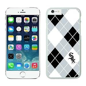 Chicago White Sox iphone 6 Plus Cases White(1) lifeproof case iphone 6 Plus-Hybrid Case for iphone 6 Plus
