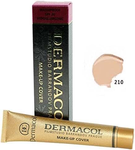 Dermacol Make-Up Cover Foundation 30g (210)