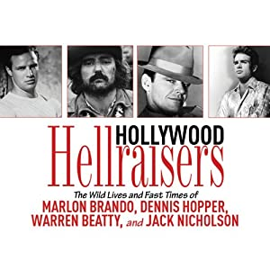 Hollywood Hellraisers Audiobook