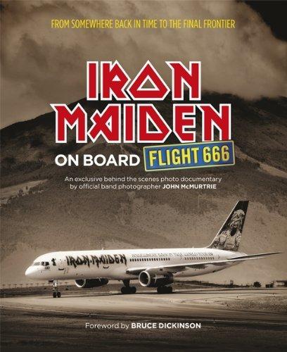 Iron Maiden: On Board Flight 666 (2013-06-01)