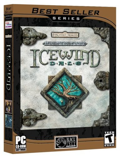 Icewind Dale Best Seller Series - PC (Icewind Dale Pc Game)