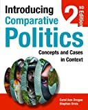 Introducing Comparative Politics: Concepts and Cases in Context, Carol Ann Drogus and Stephen Orvis, 1608716686