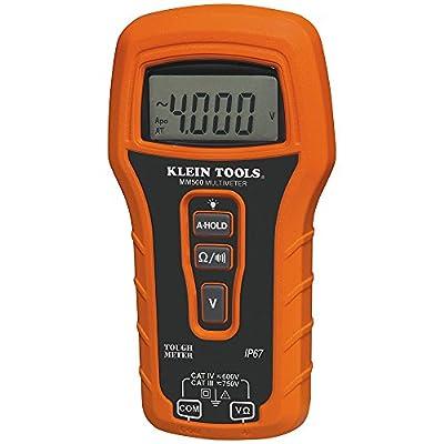 Klein Tools MM500 Auto Ranging Multimeter