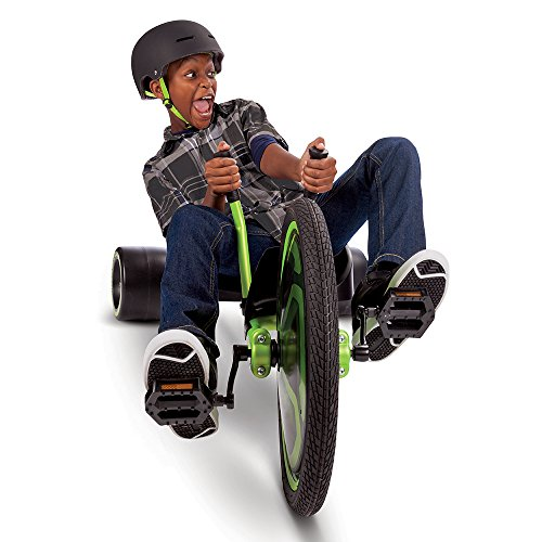 Huffy Green Machine 20-inch Trike, 2018 Version, Ages 8 and Older, with 180-Degree Spins and Awesome Drifts by Huffy (Image #3)