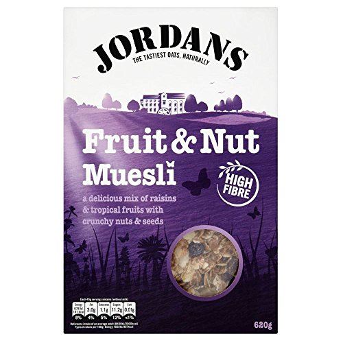 Jordans Fruit & Nut Muesli (620g) - Pack of 6 by Jordan's