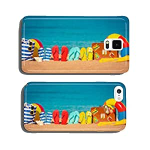 Summer vacation concept cell phone cover case Samsung S5