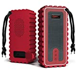Waterproof Bluetooth Speaker with FM Radio– IP67 Rated Fully Submersible ... New