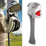 Maxmartt Universal Shark Head Animal Golf Wood