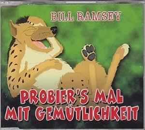 Bill Ramsey - Probier's Mal Mit Gemütlichkeit (Dschungelbuch Groove)