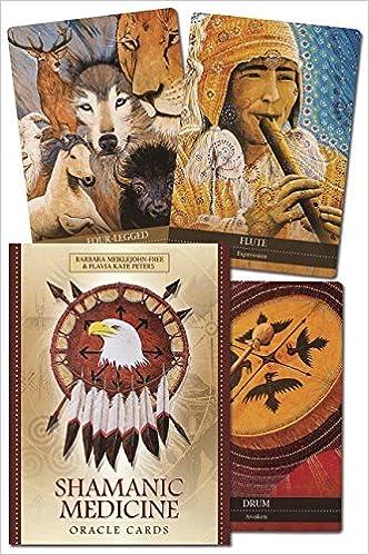 Shamanic Medicine Oracle Cards: Barbara Meiklejohn-Free, Yuri Leitch