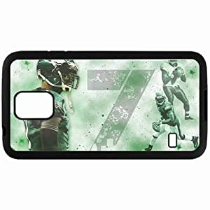 Personalized Samsung S5 Cell phone Case/Cover Skin 14309 eagles wp 60 sm Black