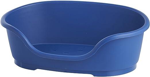 Amazon Com Moderna Karlie Do Not Disturb Dog Bed Made Of Plastic 60 Cm Blue Pet Supplies