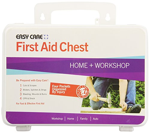 Easy Care Home and Workshop First Aid Chest