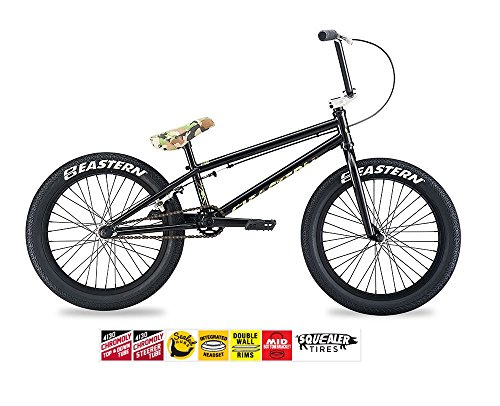 EASTERN TALISMAN BMX BIKE 2017 BICYCLE BLACK AND CAMO