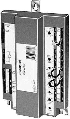 - Honeywell, Inc. W7215B1004 Enhanced Economizer Logic Modules, 2-10 Vdc to Actuator