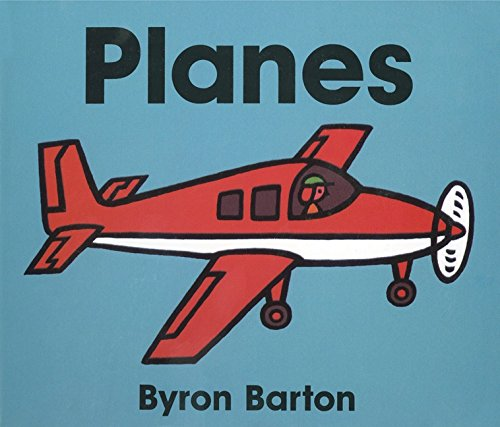 Planes Board Book