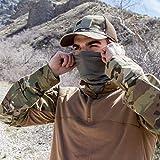 Terra Kuda Face Clothing Neck Gaiter Mask – Non