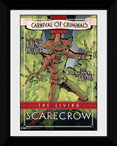 scarecrow poster batman