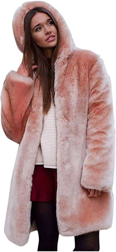 Manteaux en fausse fourrure : 30 modèles tendance que vous