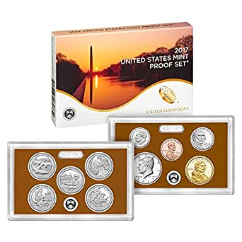 2017 S US Mint Proof Set (17RG) OGP