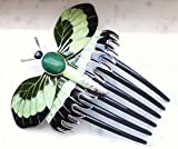 KUPAI TITANIC TITANIC Rose/clip/butterfly butterfly hairpin combs