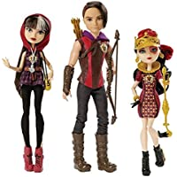3-Pk.Ever After High Tricastleon Doll