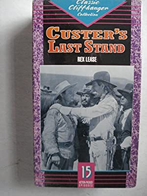 Custer's Last Stand [VHS]