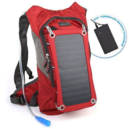 Ivation Charging Hydration Backpack Waterproof