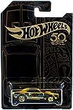 67 black camaro - Hot Wheels 2018 50th Anniversary Black & Gold Series '67 Camaro Chase 1/64 Scale Diecast Model Car
