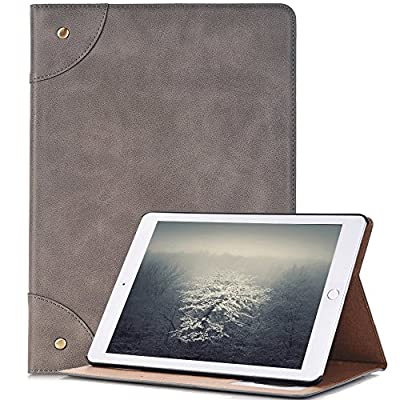 Case For iPad Mini ,elecfan Book Style Screen Protective with Smart Auto Sleep/Wake Feature Case Cover For Apple iPad Mini 1/iPad Mini 2/iPad Mini 3 7.9 inch   from elecfan
