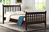 Merax Mattress Foundation with Wood Slat Suppo Platform Bed Frame