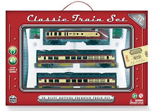 WowToyz Classic Train Set - Diesel Engine with Passenger for sale  Delivered anywhere in USA