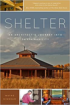 Book Shelter: An Architect's Journey Into Sustainability