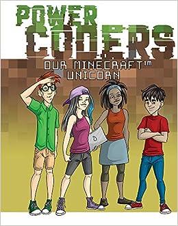 Amazon com: Our Minecraft Unicorn (Power Coders