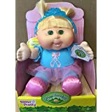 Cabbage Patch Kids 14 Sittin Pretty - Comes With Tiara - Blonde Hair