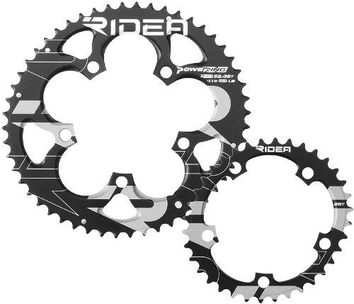 リデア MS-GN927-W+LS Power ring W+LS ブラック 147-05036 B00AQK8ESE