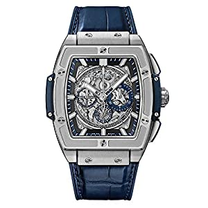 Hublot Spirit of Big Bang 601.NX.7170.LR - Cronógrafo Azul 8