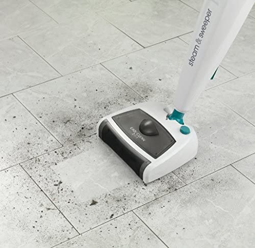 Ariete 2706 Purifier Steam and Sweeper 2 in 1-2706, White