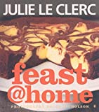 img - for feast@home book / textbook / text book
