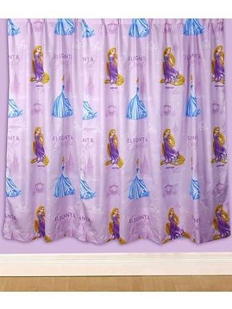 Curtains Ideas 54 inch curtains : Disney Princess 'Sparkle' 54