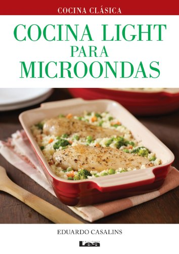 Cocina Light para microondas (Spanish Edition) - Kindle ...