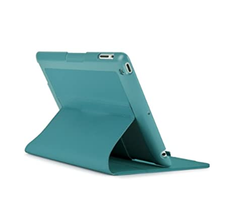 sale retailer 77be5 ee049 Amazon.com: Speck Fitfolio For iPad 2/3/4 -Teal: Electronics