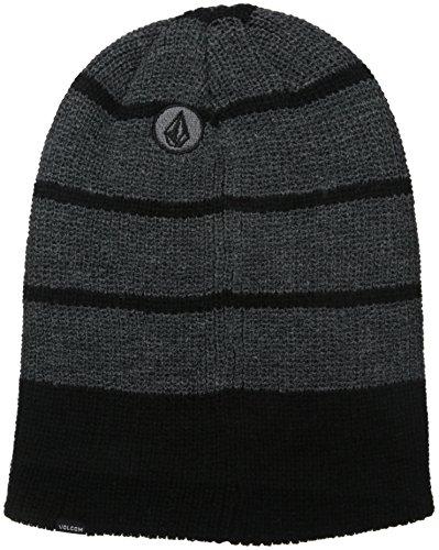 Gorro Volcom Mod Stripe Hombre negro charcoal RR0BOYn