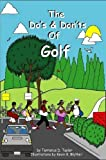 Book cover image for The Do and Don'ts of Golf