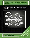 2004 ALFA ROMEO 147 Turbocharger Rebuild and Repair Guide: 716665-0001, 716665-5001, 716665-9001, 716665-1, 46793334