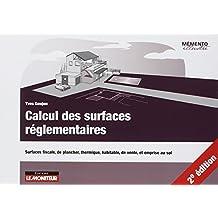 CALCUL DES SURFACES RÈGLEMENTAIRES